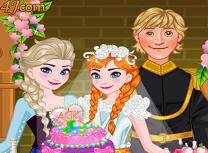 Anna tortul de nunta