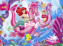 Puzzle Cu Ariel