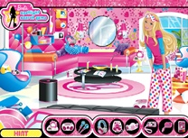 Cauta Obiectele Ascunse de Barbie