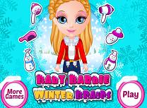 Barbie Coafura speciala de iarna