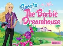 Barbie Cursa pe Bicicleta