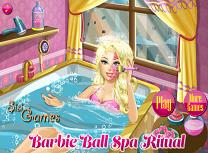 Barbie la Spa