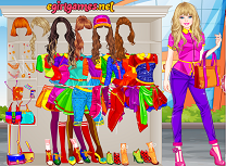 Barbie Merge la Facultate