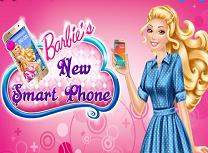 Barbie are telefon nou
