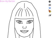 Barbie De Colorat