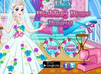 Elsa designer de rochii de mireasa