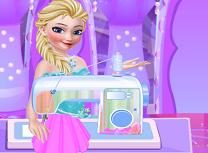 Elsa designer vestimentar de rochii speciale