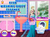Elsa la Spalatoria de Haine