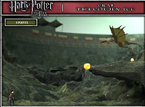 Harry Potter Si Proba Cu Dragonii