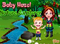Bebelusa Hazel in natura