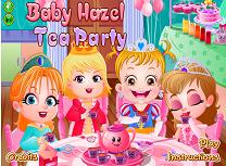 Bebelusa Hazel petrecere cu prietenele