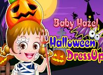 Baby Hazel tinuta de halloween