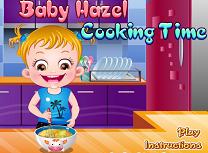 Bebelusa Hazel gateste