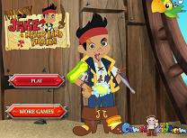 Jake piratul este murdar