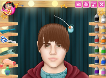 Justin Bieber La Frizerie