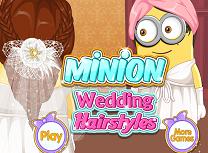 Coafuri de nunta pentru Minion