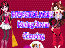 Curatenie Monster High