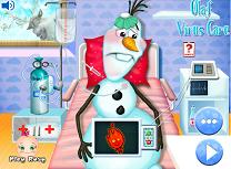 Olaf este Bolnav
