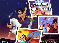 Puzzle Cu Aladdin