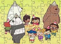 Fratii Ursi Puzzle