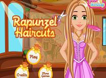 Coafura Pentru Rapunzel