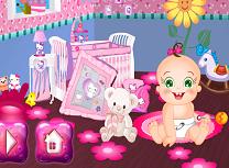 Decoreaza camera bebelusei Rosy