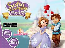 Saruturi cu Sofia Intai si Printul