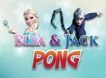 Elsa si Jack tenis cu steluta magica
