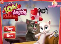 Tom si Angela indragostiti