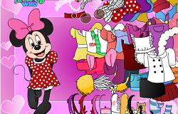 Dress Up Cu Minnie