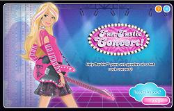 Barbie e Vedeta Rock