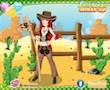 Fata Cowboy