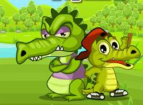 Crocodilii Vaneaza Ratuste