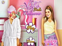 Violetta Tratamente pentru Fata