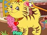 Coloreaza Pisica